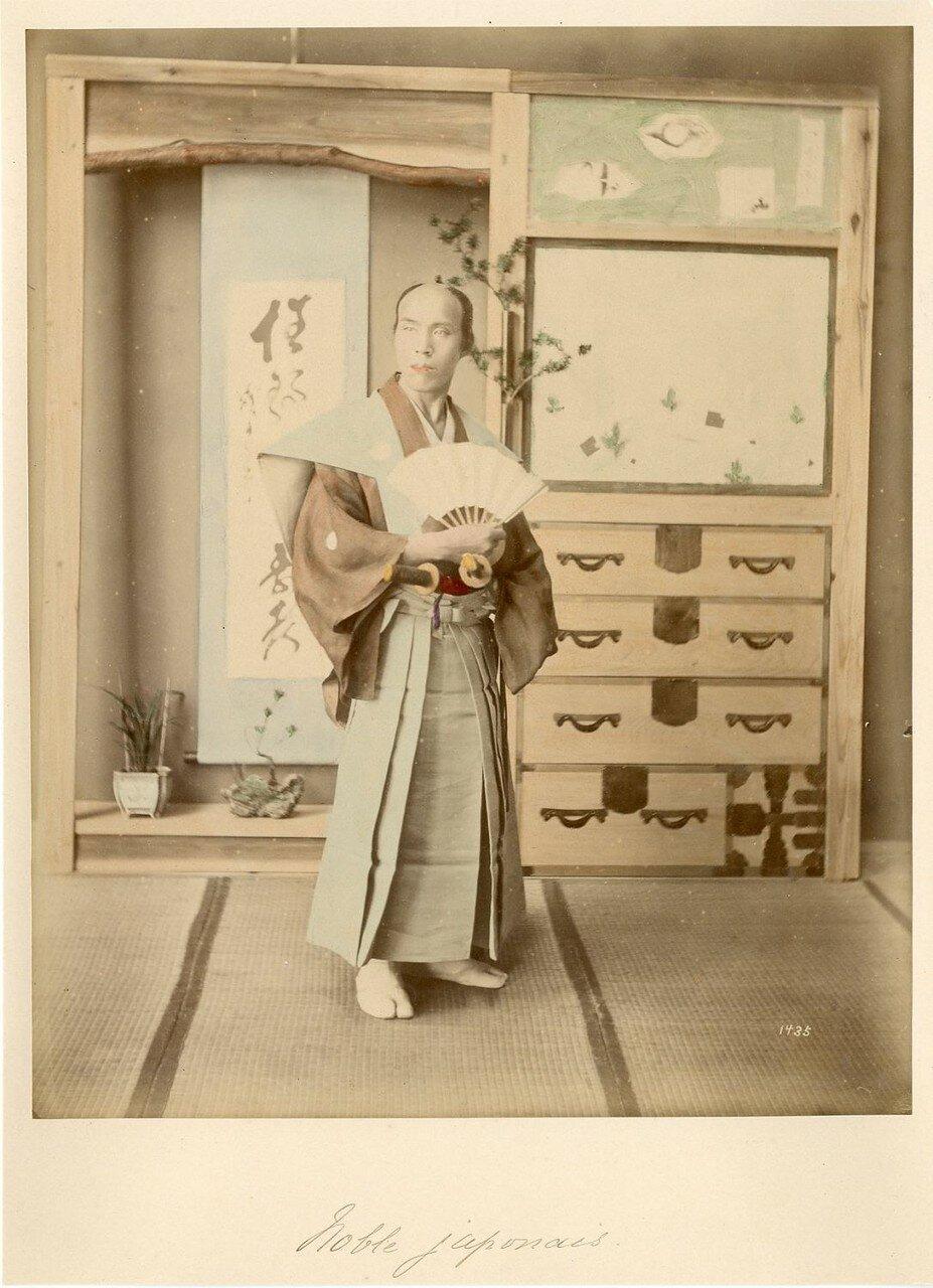 Знатный японец