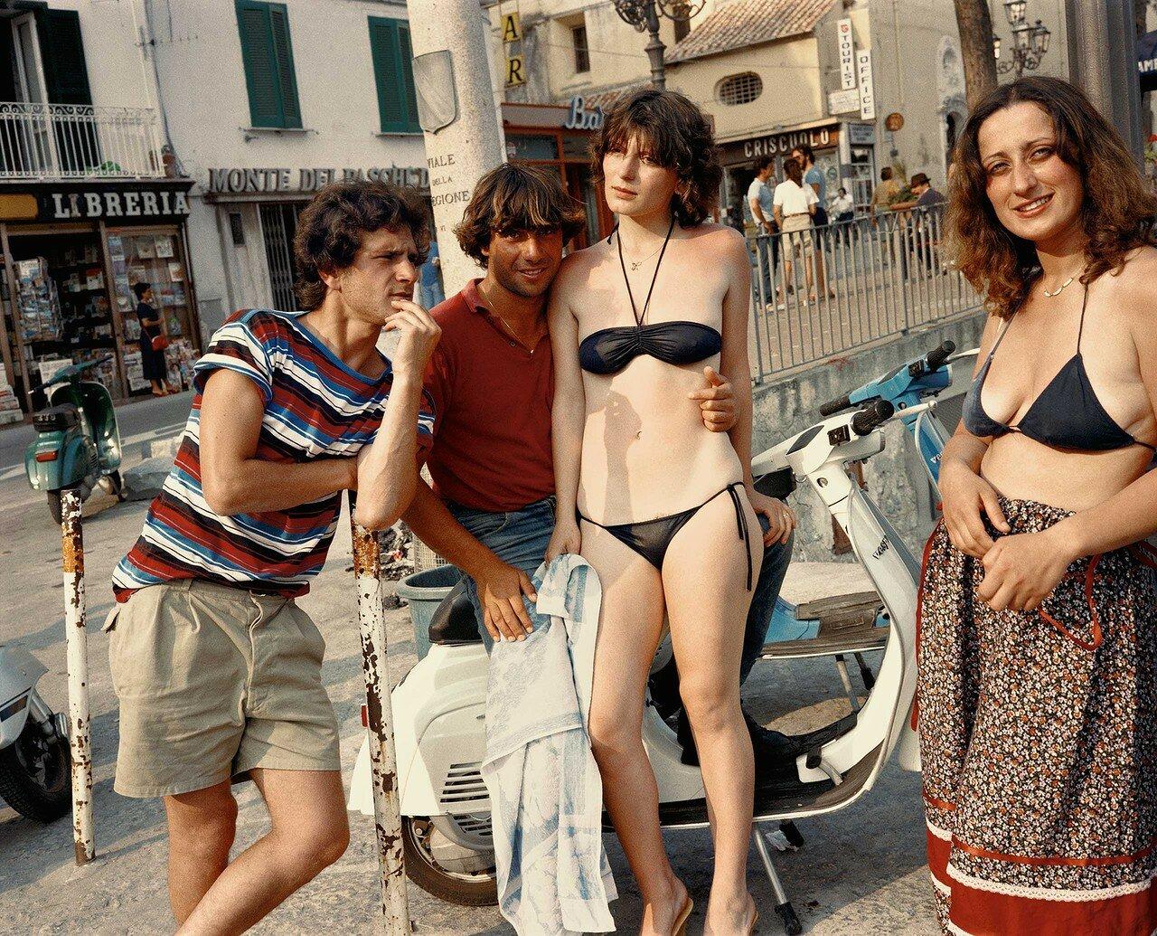 Амальфи, 1982