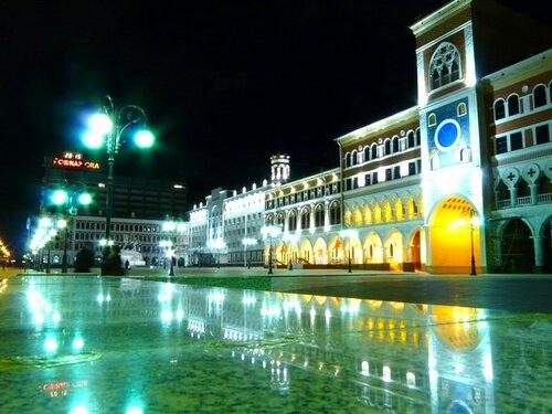 Площадь Оболенского