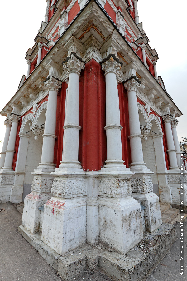 Церковь Собора Пресвятой Богородицы. Рождественская (Строгановская) церковь