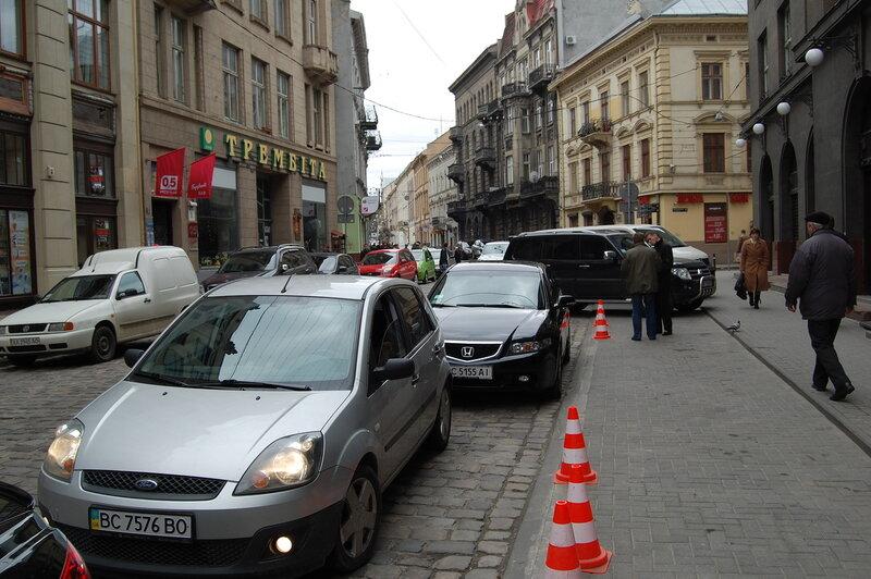 Улица Копериниа
