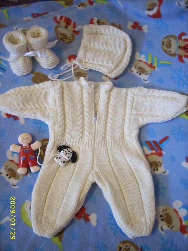 Как Вязаные вещи новорожденным своими руками