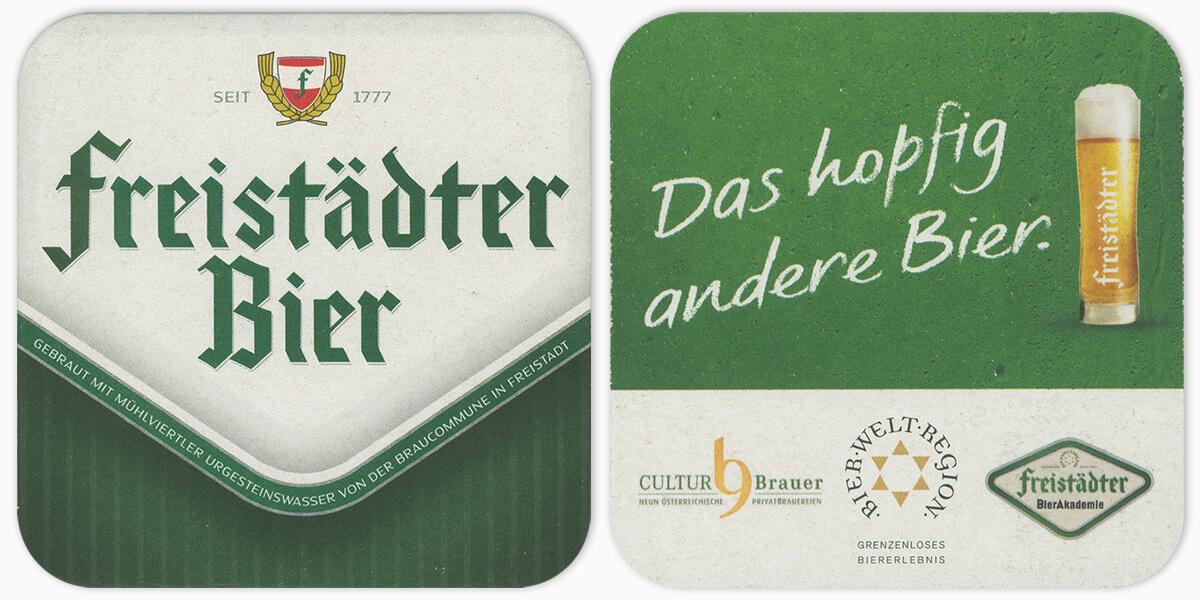 Freistadter Bier #186