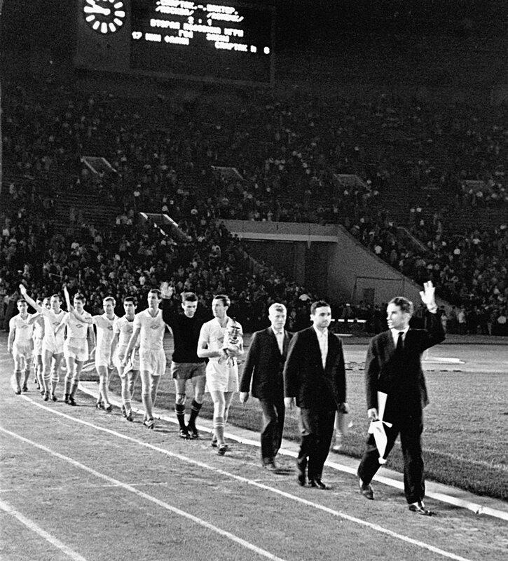 """ФК """"Спартак"""" 1963 г."""