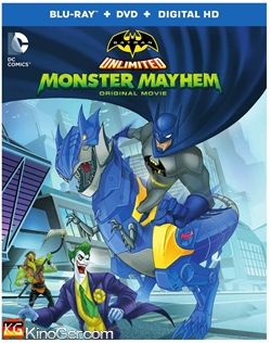 Batman Unlimited - Monster Chaos stream