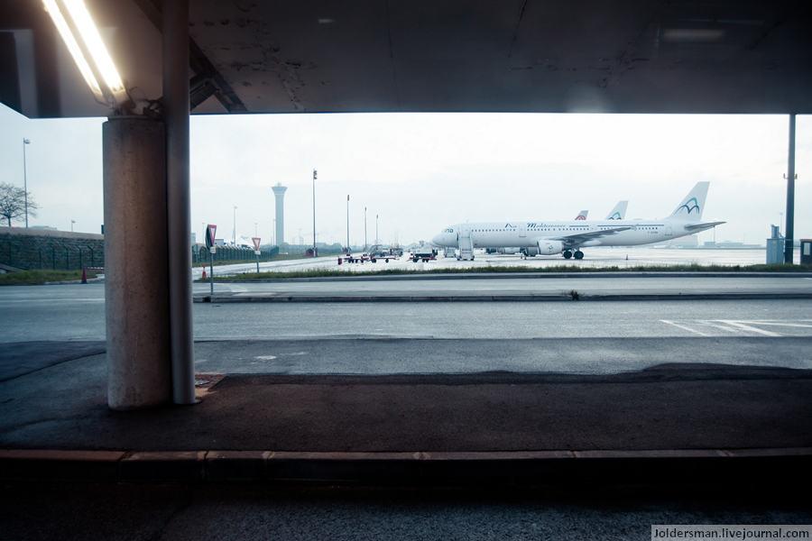 аэропорт Париж