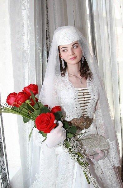 расскажем вам, самые красивые ингушские невесты фото кемаль принадлежат