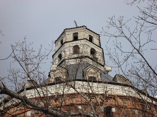 Башня «Дуло» Симонова монастыря
