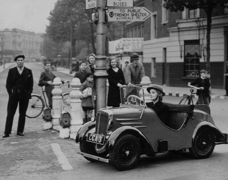 Midget Car