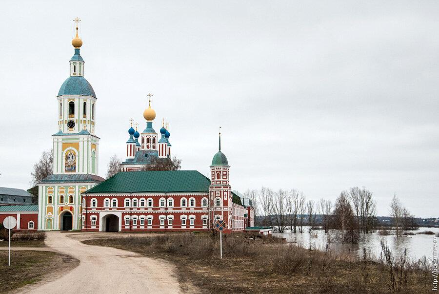 санаксарский монастырь мордовия