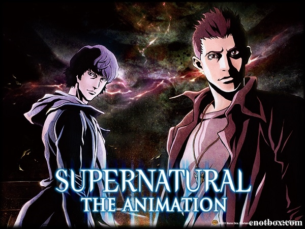 Сверхъестественное: Аниме / Supernatural: The Animation - Полный 1 сезон [2011, WEB-DLRip | WEB-DL 1080p] (LostFilm)