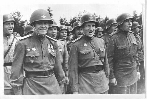 Слова врага - слава русского воина