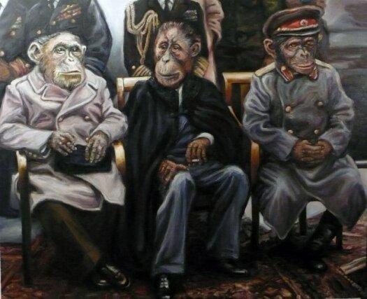 """Неизвестные разгромили выставку художника Чичкана: """"все оригиналы работ уничтожены"""" - Цензор.НЕТ 6543"""