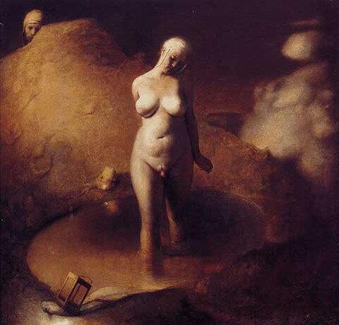 Писающая женщина в искусстве фото 34-278