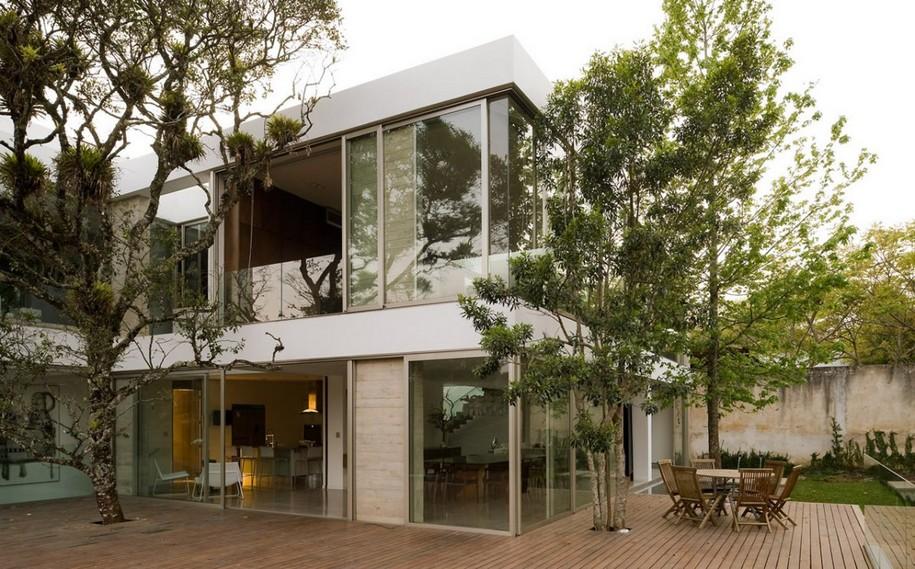 Особняк Casa Luz от Paz Arquitectura в Гватемала-Сити