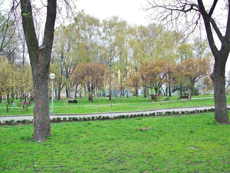Парк Владимирской горки