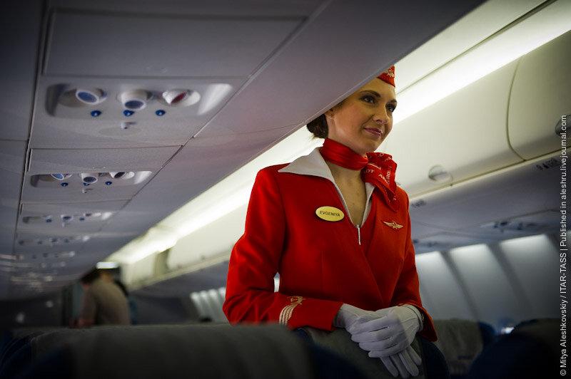 стюардессы суперджета фото глав