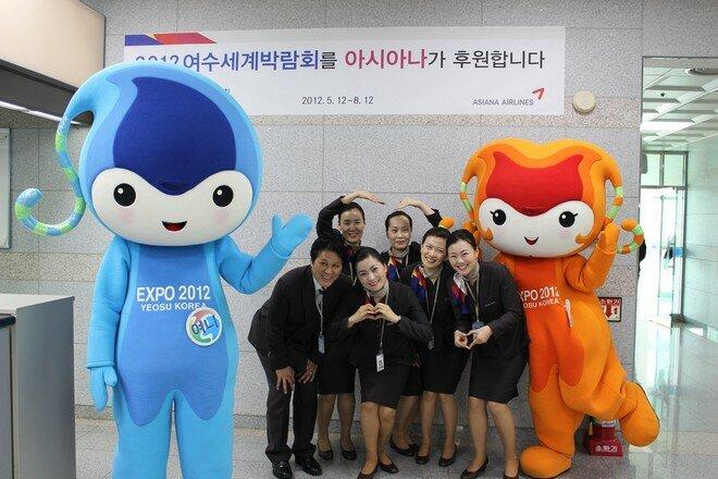 EXPO 2012 Павильон Samsung