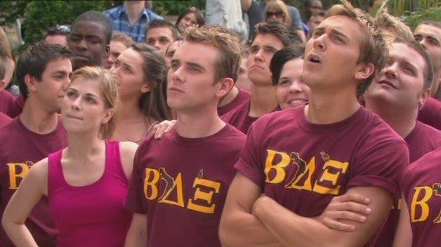 Американский Пирог: Переполох в общаге - American Pie Presents: Beta House (2007) DVDRip