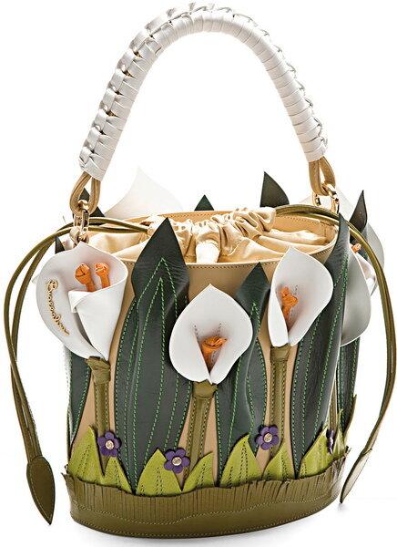 Самые красивые сумки из кожи
