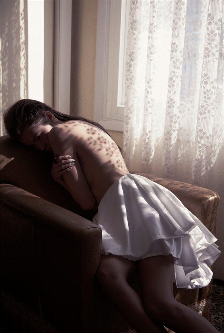 модель Ига Дробиж / Iga Drobisz, фотограф Cecilia Duarte
