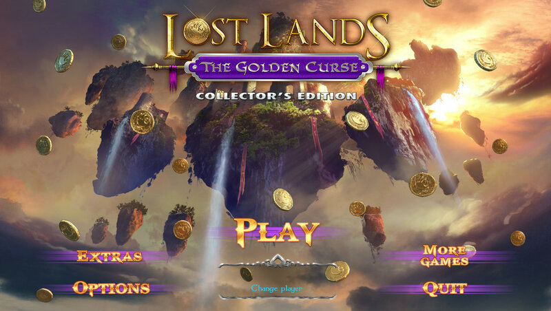 لعبة Lost Lands: Golden Curse