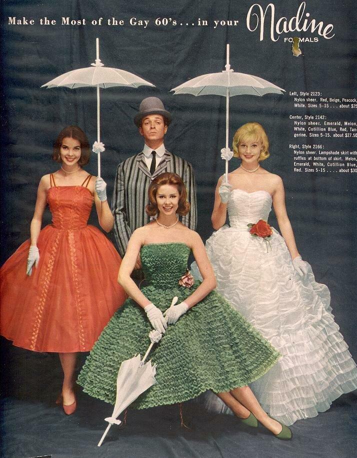 From Seventeen, September 1960