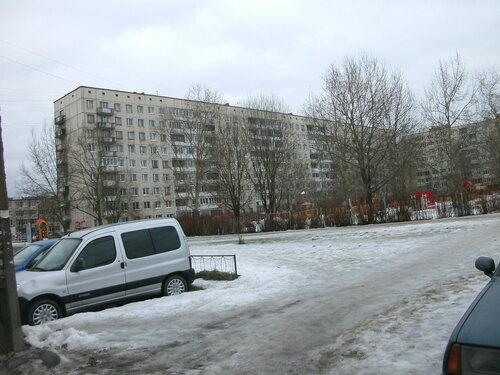 Заводской пр. 20к3