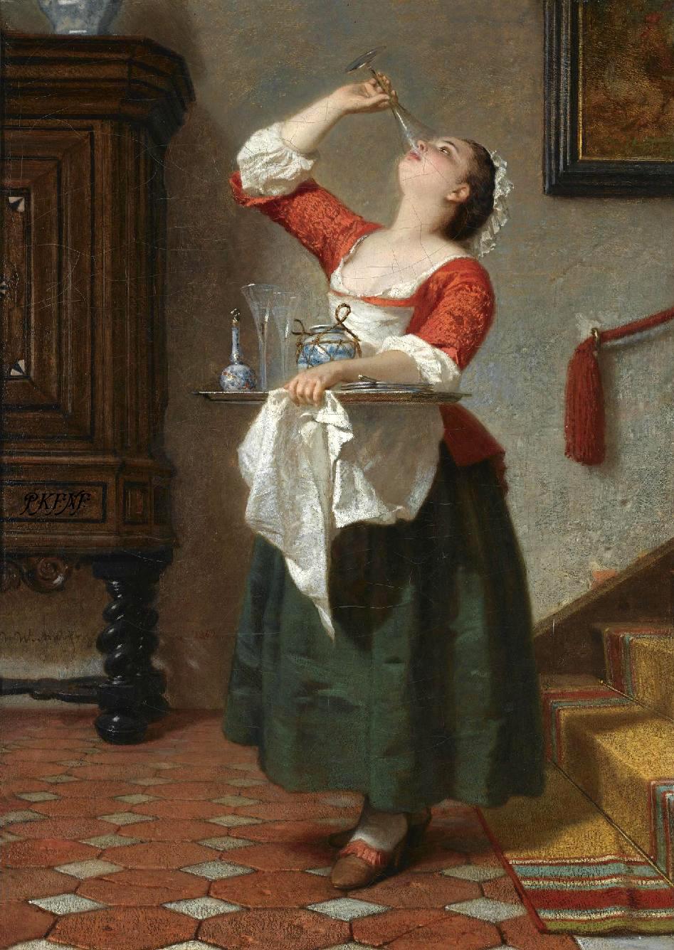 Видео mood pictures the maid