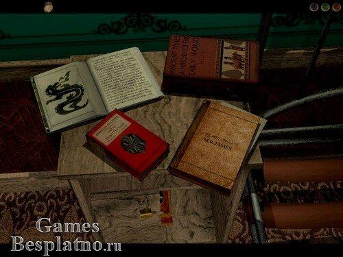 Обитель Тьмы / Darkfall: The Journal
