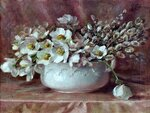 Rosa SCHERER - весенние цветы