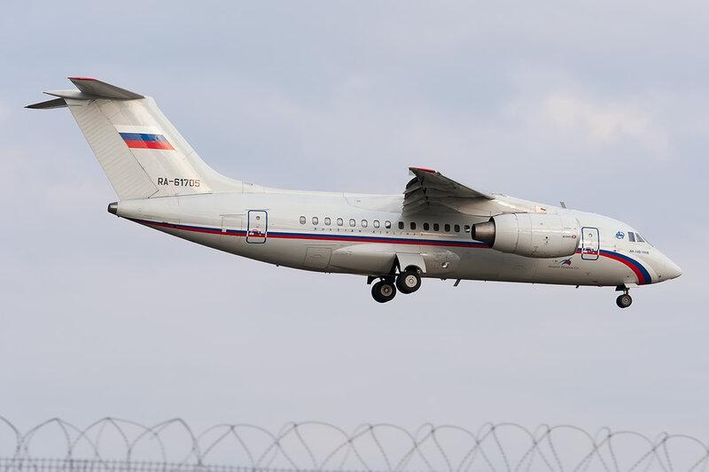 Антонов Ан-148-100B (RA-61705) Россия DSC_9909