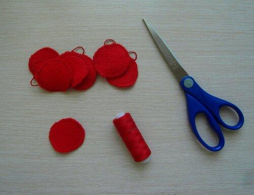 Мастер-класс по шьтью - воздушные петли для пуговиц