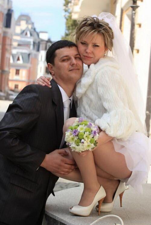 Засветы у невест