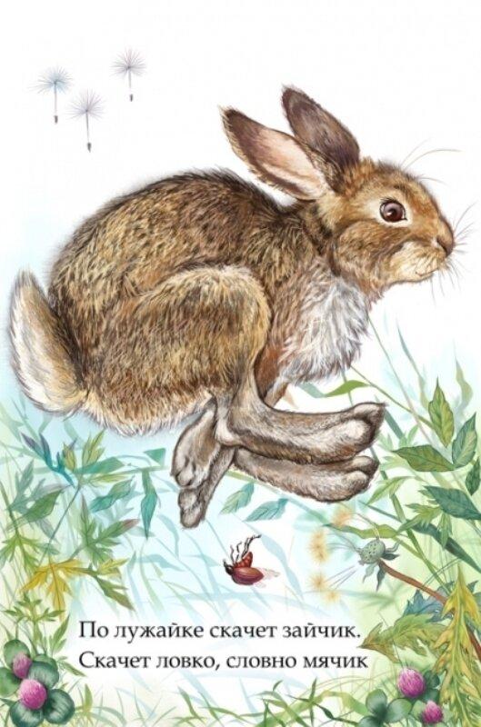 """Схема вышивки  """"Кролик """": таблица цветов."""