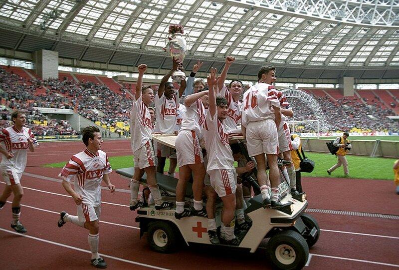 """ФК """"Спартак"""" 1998 г."""