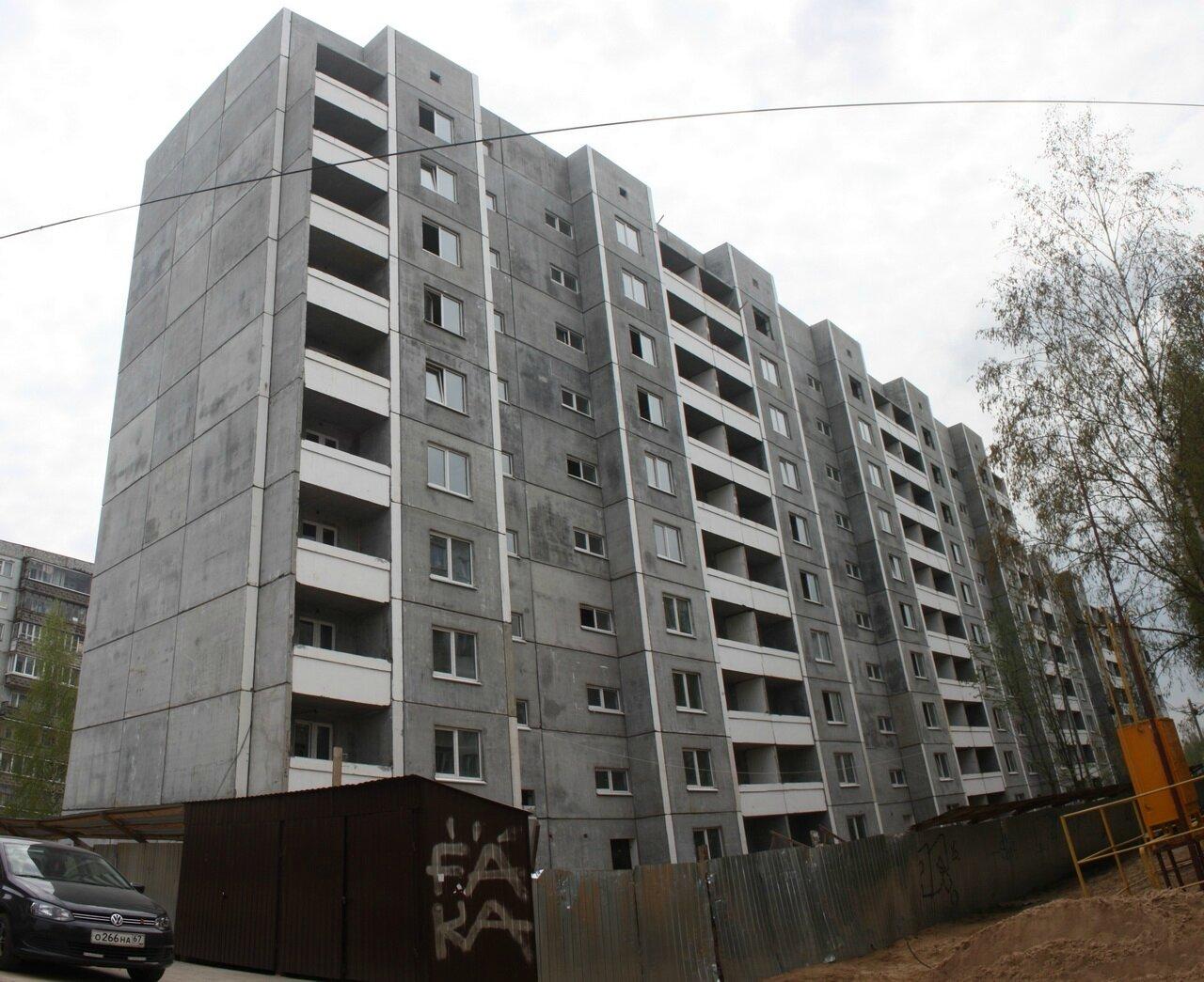 Регион: гсмоленск и облbr /район: ленинский br /адрес: петра алексеева д 2/37 br /br /br /вид недвижимости