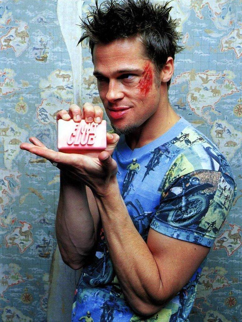Брэд Питт (Brad Pitt) 1999