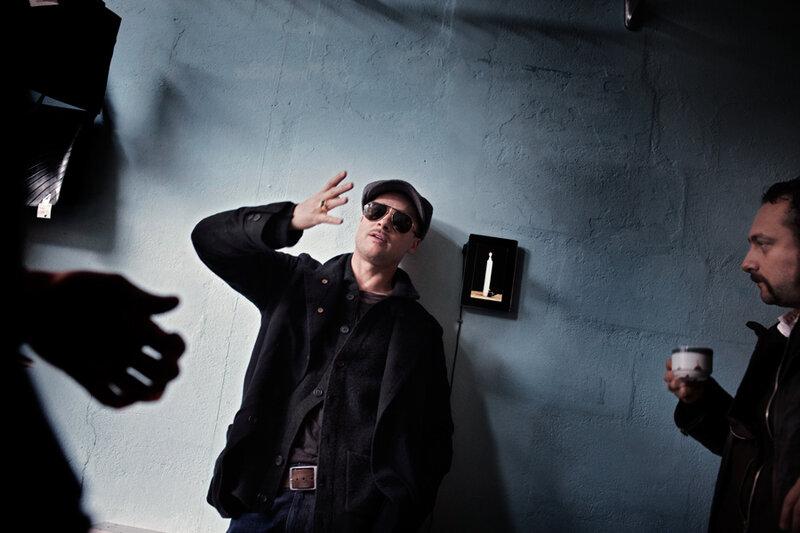 Брэд Питт (Brad Pitt) февраль 2009