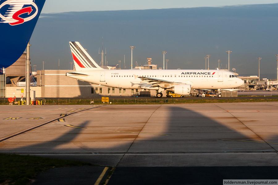 аэропорт Гарль де Голь