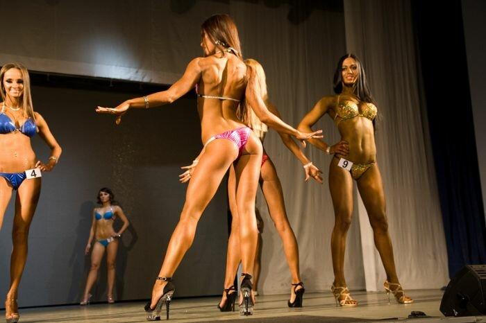 Кубок фитнес-бикини - 2012