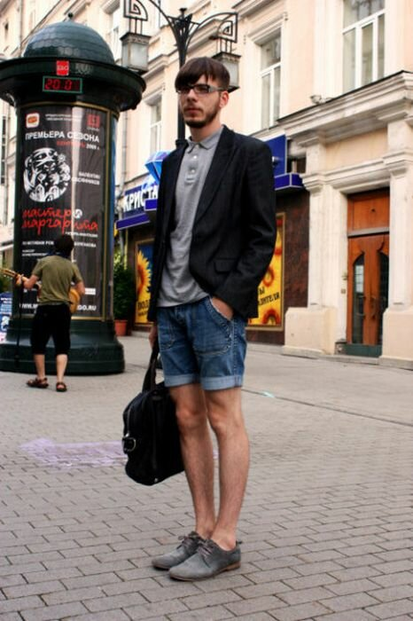 Московские стиляги