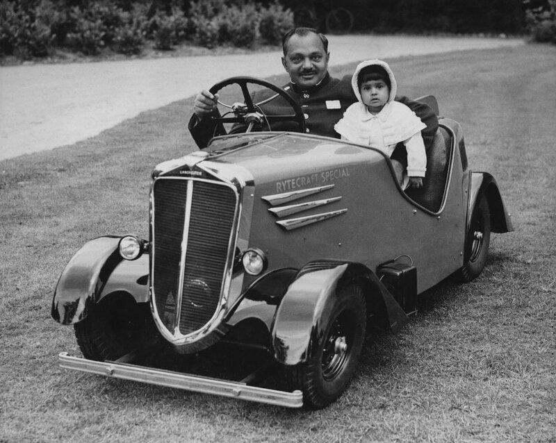 Maharajah's Midget Car