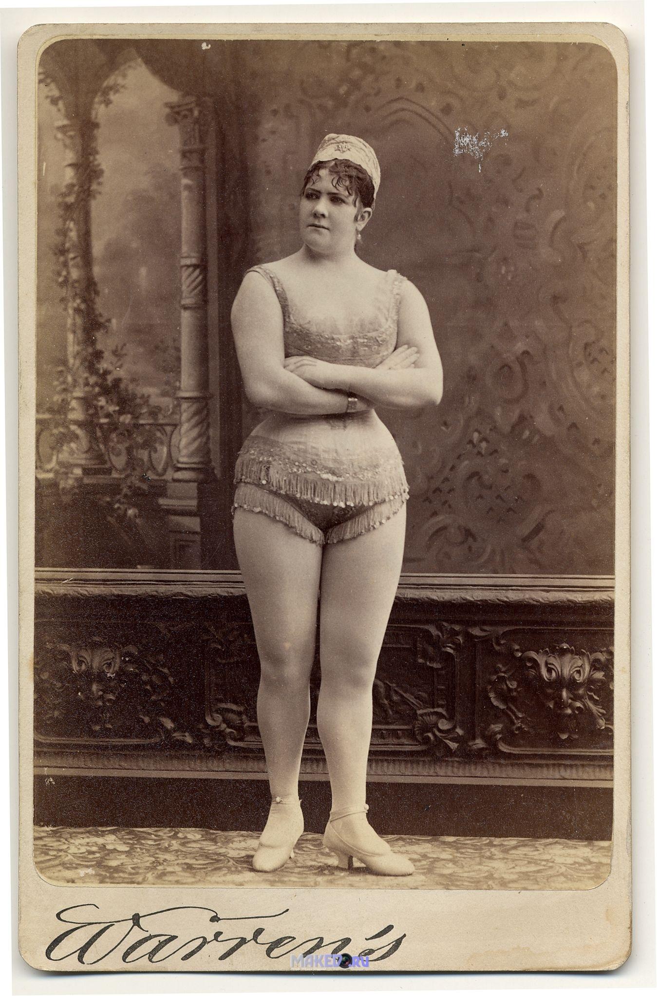 Танец толстой женщины 1 фотография
