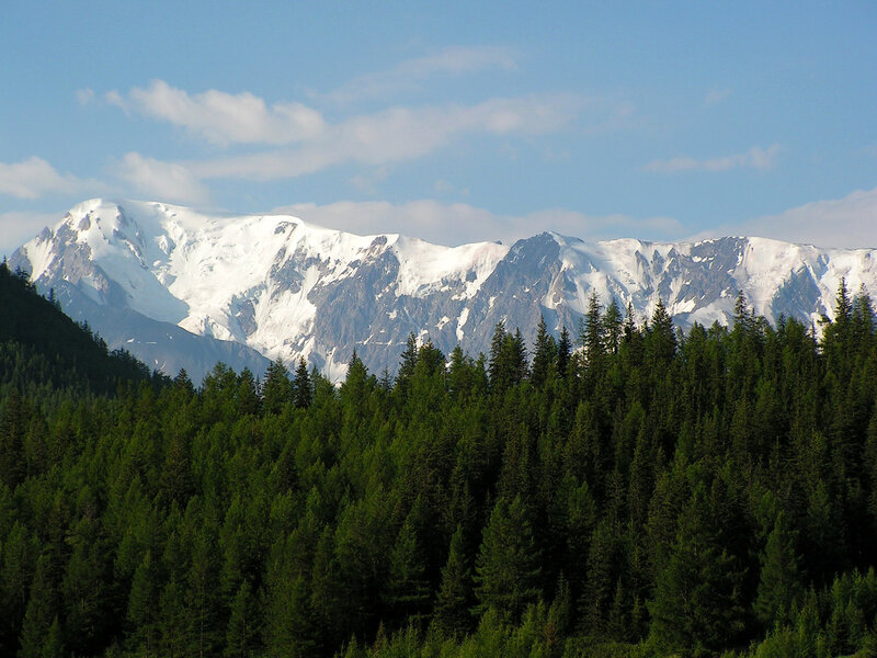 Cеверо-Чуйский хребет