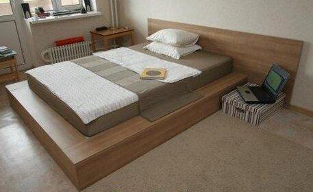 Рубрика.  Подиум в спальне - это прекрасное дизайнерское решение, позволяющее добавить помещению немного...