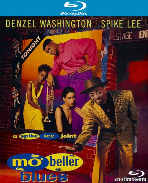 Блюз о лучшей жизни / Mo' Better Blues (1990/BDRip/HDRip)
