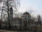 Церковь Покрова Богородицы в Пехра-Покровском