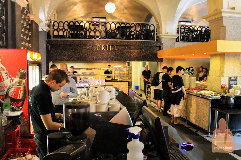Где можно поесть в Будапеште