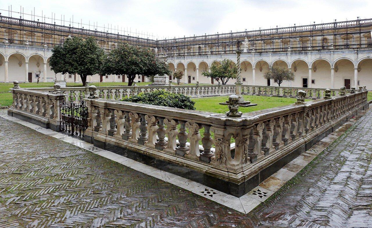 Неаполь. Картезианский монастырь Сан-Мартино (Certosa di San Martino)